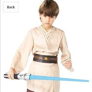 Star Wars Jedi Knight Costume — size small 💫